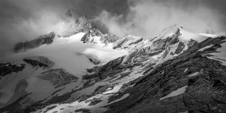 Val d'hérens - photo montagne Alpes Aiguilles rouges d'Arolla