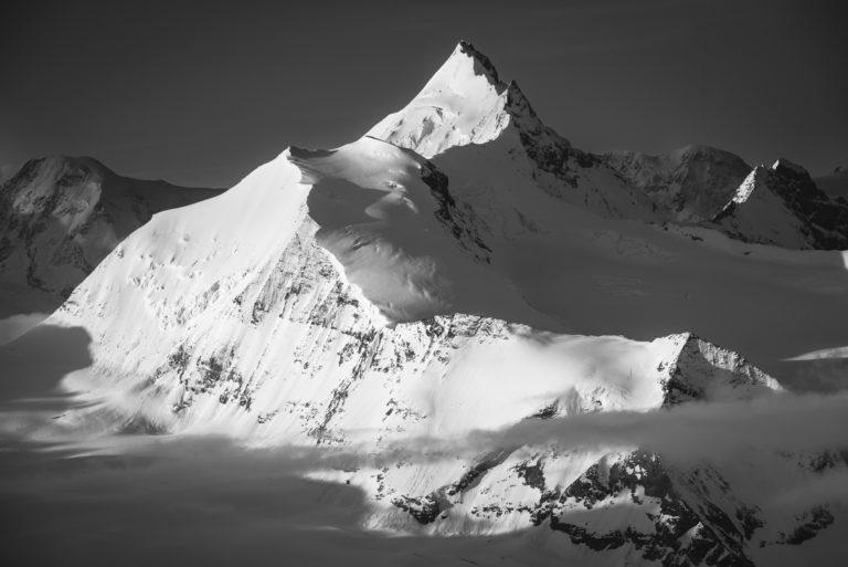 Weisshorn Bishorn - image paysage montagne
