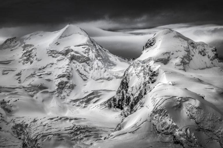 Zermatt - Valais Suisse - photo de paysage montagne - Castor Pollux