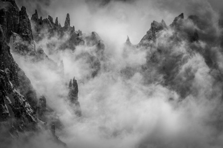 Image massifs Mont-Blanc - photo mont blanc