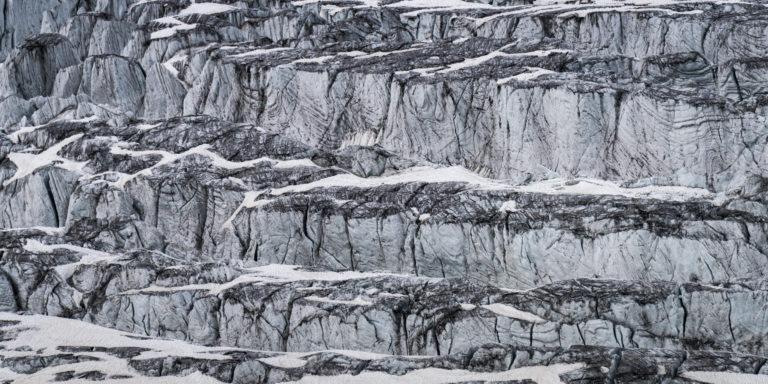 Photo montagnes - Glacier de Corbassière - Glacier du Grand Combin
