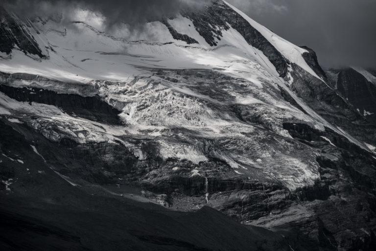 Glacier des Alpes - Photo glacier du Cervin