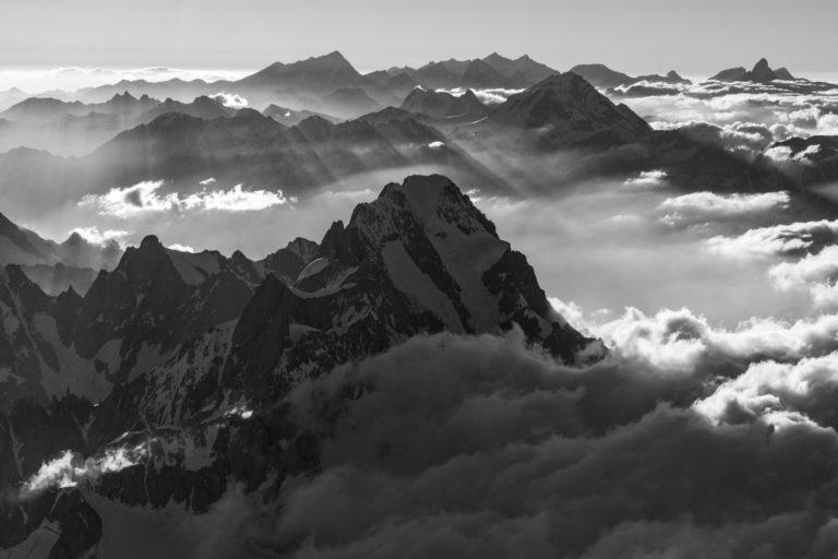 Photo Mont-Blanc -Photo Alpes - Photo du mont blanc -