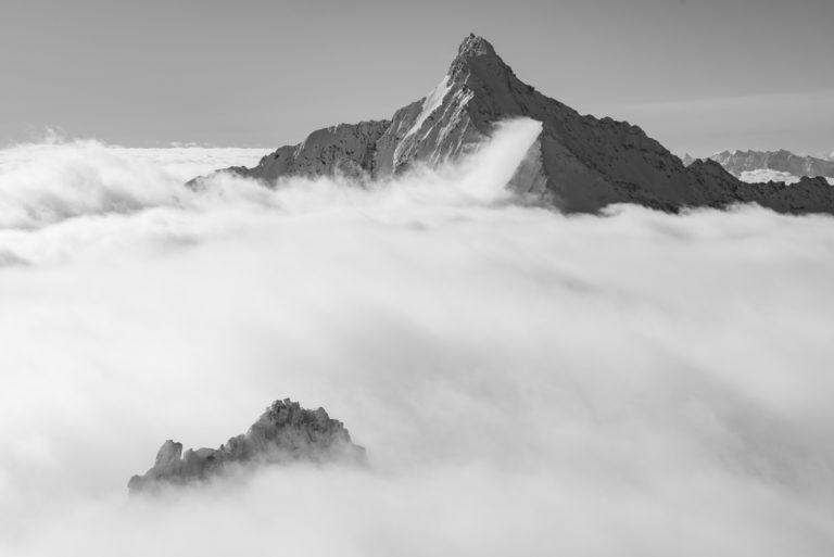 Monte Disgrazia - davos suisse vallée de l'Engadine