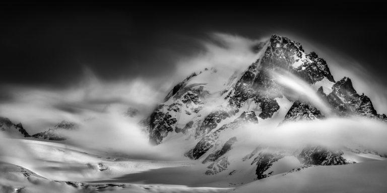 Posters et tirages d'art Massif du Mont Blanc