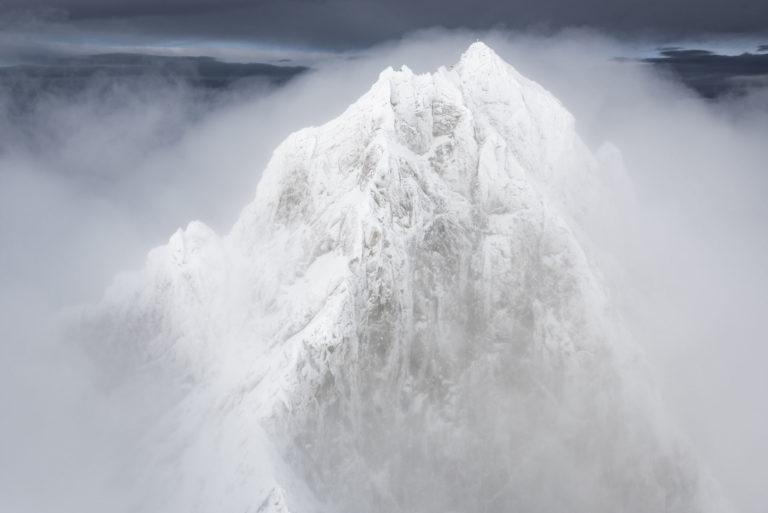 photo montagne suisse hiver